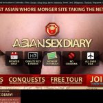 Accounts To Asian Sex Diary