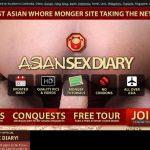 Asian Sex Diary Daily Pass