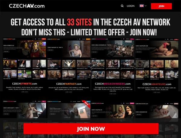 Czech AV Create Account