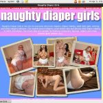 Free Trial Naughty Diaper Girls Membership