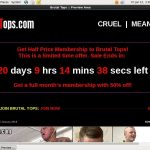 Get Free Brutal Tops Membership