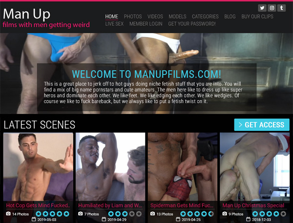 Man Up Films With Directpay