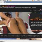 Thai Pussy Massage Subscription