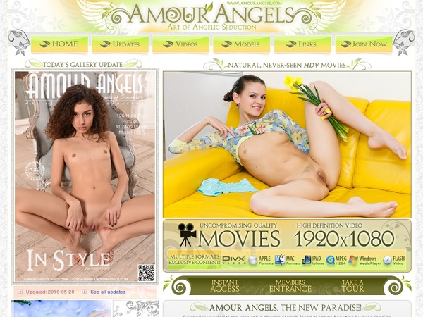 Amour Angels Discount Rate