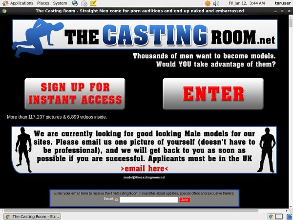 [Image: The-Casting-Room-With-Direct-Debit.jpg]