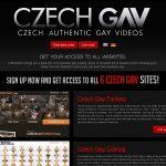 Czech GAV 帐号