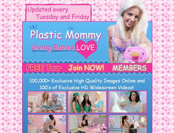 Plastic Mommy Tour