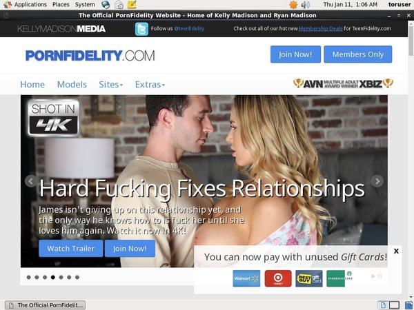 Pornfidelity Passwords Forum