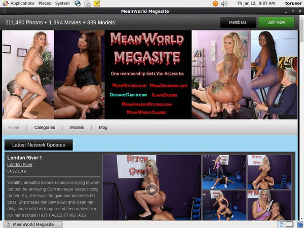 Mean World Free Accounts