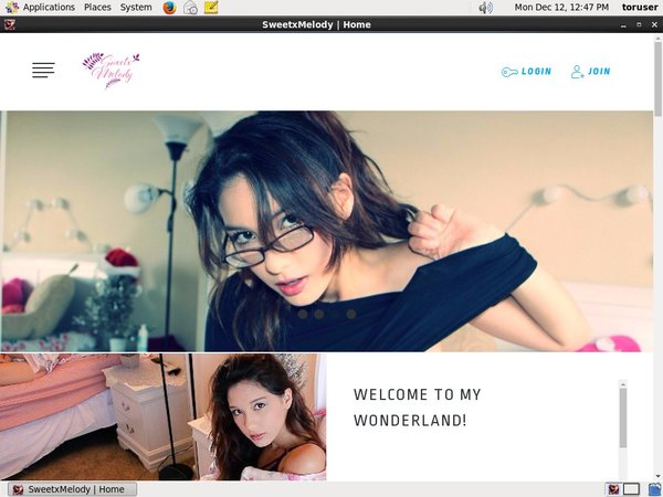 SweetxMelody Free Preview