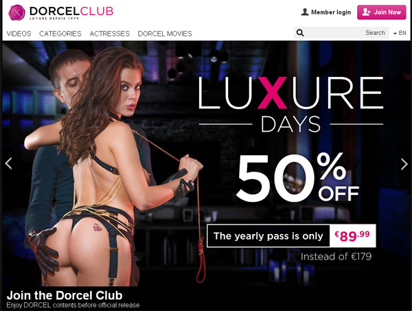 Dorcel Club 2018