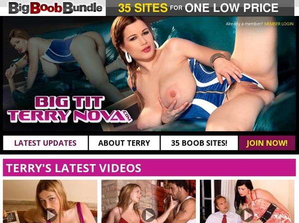 Free Account Big Tit Terry Nova